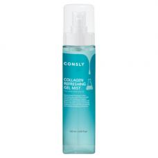 Consly Collagen refreshing gel mist, 120мл Гель мист для лица освежающий с коллагеном