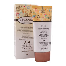 Rivecowe All day all right cream (АА), 40мл Крем для лица комплекс из 8 трав