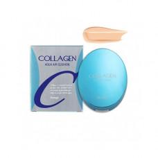 Enough Collagen aqua cushion #21, 15г Кушон увлажняющий с коллагеном