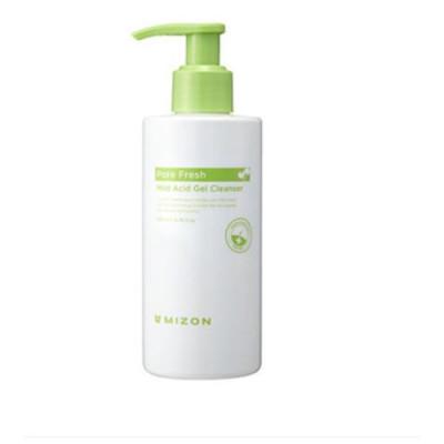 Mizon Pore fresh mild acid gel cleanser, 200мл Гель для лица очищающий