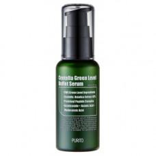 Purito Centella green level buffet serum, 60мл Сыворотка для восстановления кожи с центеллой