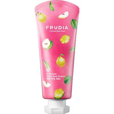 Frudia My orchard quince body essence, 200мл Эссенция для тела с айвой