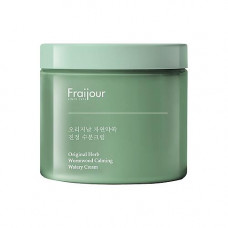 Fraijour Original herb wormwood calming watery cream, 100мл Крем для лица увлажняющий
