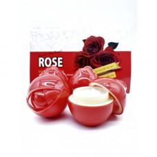 3W Clinic Rose hand cream, 30г*6шт Набор кремов для рук с розой