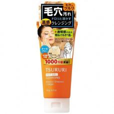 BCL Tsururi pore cleansing, 150г Крем гель очищающий поры с термоэффектом