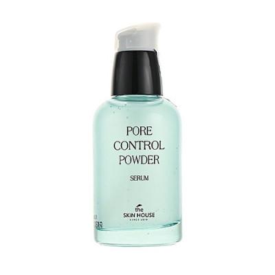 The Skin House Pore control powder serum, 50мл Сыворотка себорегулирующая