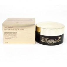 Deoproce Snail recovery cream, 100г Крем восстанавливающий с муцином улитки