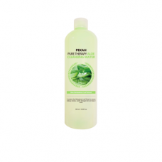 Pekah Pure therapy aloe cleansing water, 500мл Вода мицеллярная с экстрактом алоэ