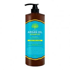 Char Char Argan oil shampool, 1500мл Шампунь для волос аргановый