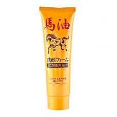 JunLove Horse oil facial foam, 120г Пенка для умывания c лошадиным жиром