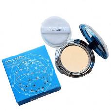 Enough Collagen premium hydro SPF50+/PA++, 13г Пудра увлажняющая с коллагеном 21тон с запаской
