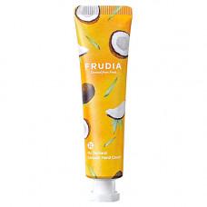 Frudia Squeeze therapy coconut hand cream, 30г Крем для рук c кокосом