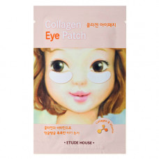Etude House Collagen eye patch, 4г Патчи под глаза с коллагеном