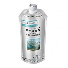 KAO Merit pyuan minty & muguet, 340мл Кондиционер для волос с ароматом мяты и ландыша з/б