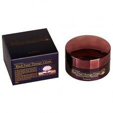 Deoproce Black pearl therapy cream, 100г Крем для лица с черным жемчугом антивозрастной