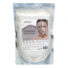 Lindsay Charcoal modeling mask, 240г Маска альгинатная с древесным углем