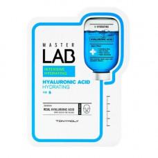 Tony Moly Master lab hyaluronic acid mask, 19мл Маска для лица с гиалуроновой кислотой
