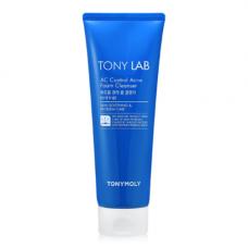 Tony Moly Lab AC control acne foam cleanser, 150мл Пенка антибактериальная для умывания