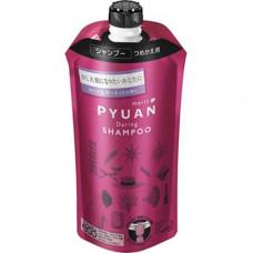 KAO Merit pyuan daring, 340мл Шампунь для волос с ароматом розы и граната з/б
