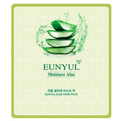 Eunyul Aloe mask pack, 30мл Маска тканевая с экстрактом алоэ