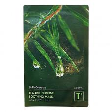 Dr.Ceuracle Tea tree purifine, 23мл Маска для лица тканевая с чайным деревом