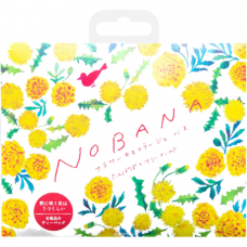 Charley Nobana, 30г Соль саше для ванн увлажняющая «одуванчик и бархатцы»
