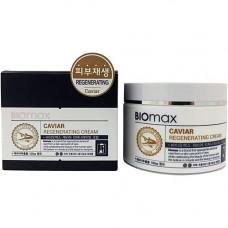 BioMax Caviar regenerating cream, 100мл Крем восстанавливающий с экстрактом икры