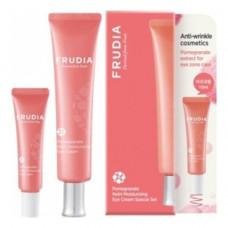 Frudia Pomegranate nutri-moisturizing eye cream, 40+10мл Набор кремов для кожи вокруг глаз