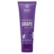 AsiaKiss Grape peeling gel, 180мл Пилинг гель с экстрактом винограда