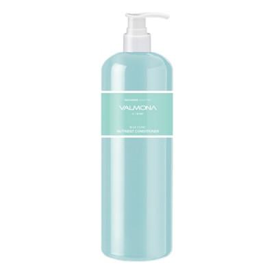 Valmona Recharge solution blue clinic nutrient conditioner, 480мл Кондиционер для волос увлажнение
