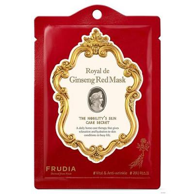 Frudia Frudia roya de ginseng red mask, 20мл Маска с красным женьшенем