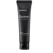 Aromatica Quinoa protein treatment mask, 160мл Маска для волос восстанавливающая с протеином