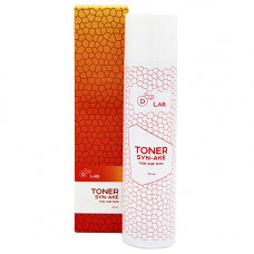D2 Lab Toner syn-ake, 150мл Тонер для лица змеиный пептид