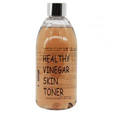 RealSkin Healthy vinegar skin toner (Black bean), 300мл Тонер для лица соевые бобы