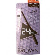 BCL Brow lash slim pencil liner, 15г Подводка карандаш водостойкая, цвет коричневый