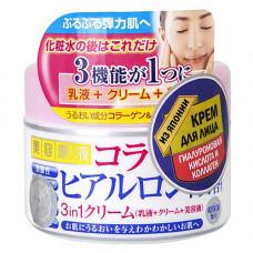 Roland Cream hyaluronic acid and collagen, 180г Крем для лица с гиалуроновой кислотой и коллагеном