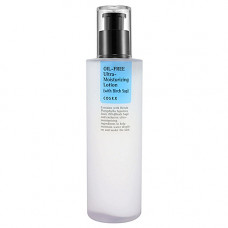 Cosrx Oil-free ultra moisturizing lotion with birch, 100мл Лосьон увлажняющий с березовым соком
