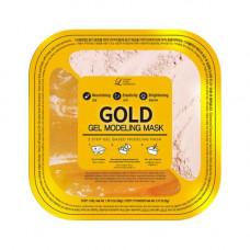 Lindsay Gold gel modeling mask, 55г Маска альгинатная гелевая с коллоидным золотом (пудра+гель)