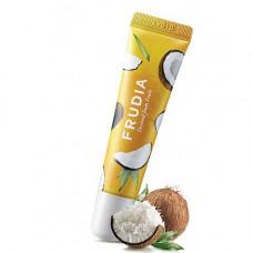 Frudia Coconut honey salve lip cream, 10г Крем для губ смягчающий с кокосом