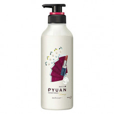 KAO Merit pyuan daring, 425мл Кондиционер для волос с ароматом розы и граната