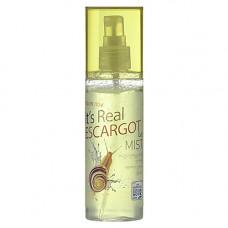 FarmStay It's real escargot gel mist, 120мл Гель спрей для лица с экстрактом улитки