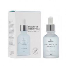 The Skin House Hyaluronic 6000 ampoule, 30мл Сыворотка ампульная с гиалуроновой кислотой