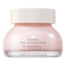 Aromatica Reviving rose infusion cream, 50мл Крем для лица с экстрактом дамасской розы