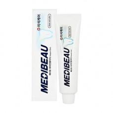 Juno Medibeau white clinic toothpaste, 120г Зубная паста отбеливающая