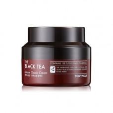 Tony Moly The black tea london classic cream, 60мл Крем антивозрастной с экстрактом чёрного чая