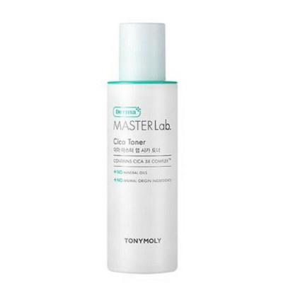 Tony Moly Derma masterlab cica emulsion, 120мл Эмульсия для чувствительной кожи лица