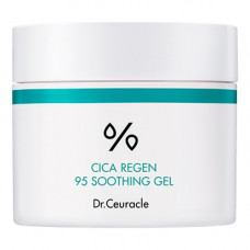 Dr.Ceuracle Cica regen 95 soothing gel, 110г Гель успокаивающий с центеллой