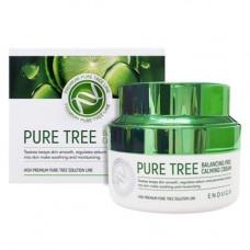 Enough Pure tree balancing pro calming cream, 50мл Крем для лица с чайным деревом