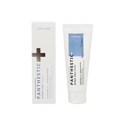 Withme Panthestic derma cica cream, 100мл Крем для лица успокаивающий