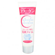JunLove Collagen washing foam, 100г Пенка для умывания с морским коллагеном
